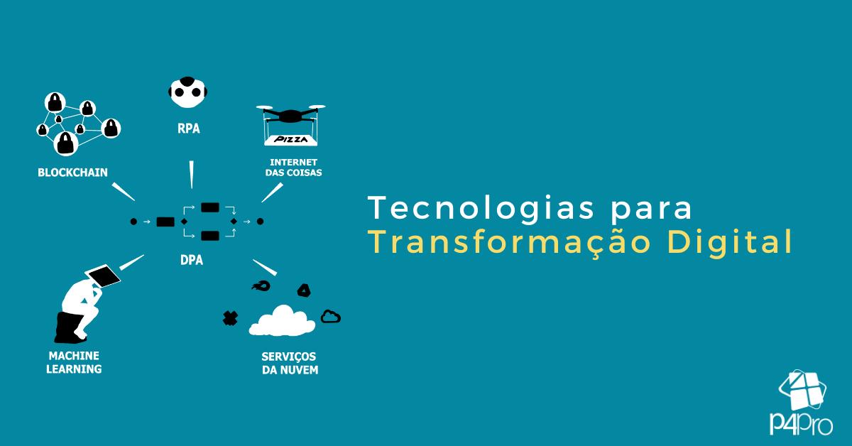 Tecnologias para Transformação Digital